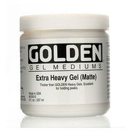 Golden Heavy Gel (Matte) 236ml