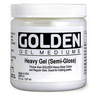 Golden Heavy Gel (Semi-Gloss) 236ml
