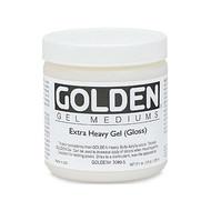 Golden Extra Heavy Gel (Gloss)