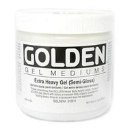 Golden Extra Heavy Gel (Semi-Gloss) 473ml