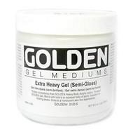 Golden Extra Heavy Gel (Semi-Gloss) 473ml