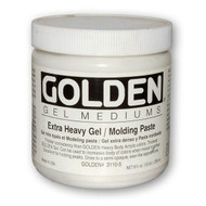Golden Extra Heavy Gel/Molding Paste 473ml