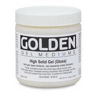Golden High Solid Gel (Gloss) 236ml