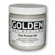 Golden Fine Pumice Gel 236ml