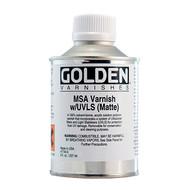 Golden MSA Varnish with UVLS (Matte) 473ml