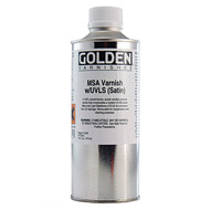 Golden MSA Varnish with UVLS (Satin)