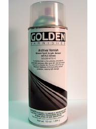 Golden MSA Spray Varnish Gloss 400ml