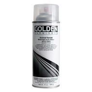 Golden MSA Spray Varnish Satin 400ml