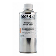 Golden MSA Varnish Satin 236ml