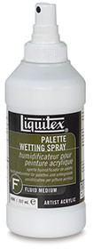 Liquitex Palette Wetting Spray Fluid Medium 237ml