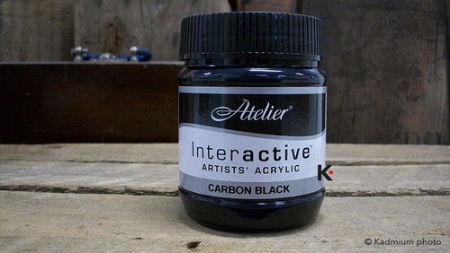 Atelier Interactive Acrylic 250ml Bottle