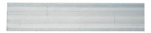 Flat-Edged Aluminium Rod