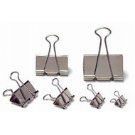 Foldback Clips - Nickel-Plated