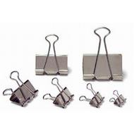 Foldback Clips - Nickel-Plated