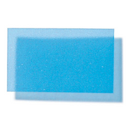 Translucent Coloured Polypropylene Matte - Dark Blue