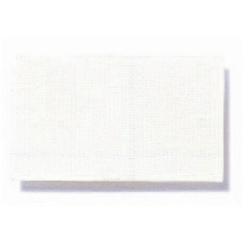 Filmoplast T Linen Fabric, Self-Adhesive - 0.24mm x 50mm x 1000mm - White