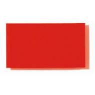 Rosco E-Colour Filter Film Sheet - Flame Red