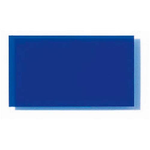 Rosco E-Colour Filter Film Sheet - Medium Blue