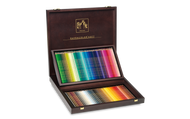 Prismalo Aquarelle Assort. 80 Box Wooden   |  999.480