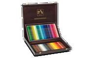 Prismalo Aquarelle Assort. 80 Box Wooden      999.480
