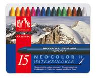 Classic Neocolor II Assort. 15 Box   |  7500.315