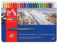 Classic Neocolor II Assort. 40 Box   |  7500.340