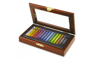 Neopastel Wooden Box Assort. 15   7400.415