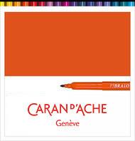 Fibralo Fibre-Tipped Pen Flame Red      185.050