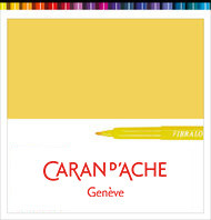Fibralo Fibre-Tipped Pen Yellow   |  185.010