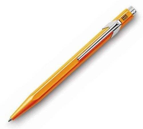 Caran D'Ache 849 Ballpoint Pen - Yellow  |  849.010