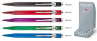 849 Ballpoint Pen Metal-X violet with box  |  849.850