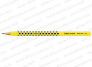 Grafik HB Graphite Pencil Yellow Varnish Black Square 2.1mm Lead  |  343.503