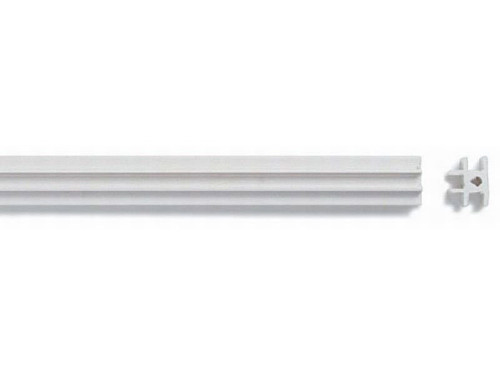 Asa T- Double Profile Strips - White