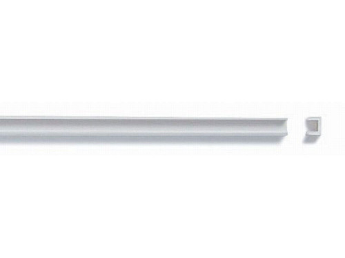 Asa U- Section Strips - White