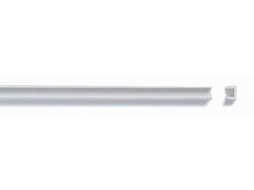 Asa U- Section Strips - White