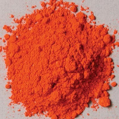 Rublev Colours Dry Pigments 100g - S4 Minium (Red Lead)