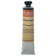 Rublev Oil Medium Oleoresgel 50ml | 530-42002