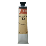 Rublev Oil Medium Walnut Oil Gel 50ml | 530-44002