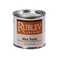Rublev Oil Medium Wax Paste 8 Fl Oz | 540-5308
