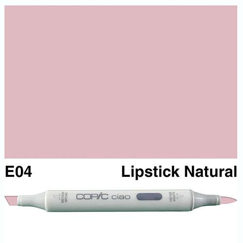 Copic Ciao Markers E04 - Lipstick Natural