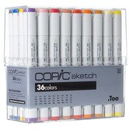 Copic Sketch Set 36
