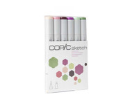 Copic Sketch Set 6 Floral Favourites 1