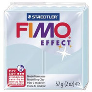 Steadtler FIMO Soft Effect Polymer Clay 57g Ice Crystal Blue