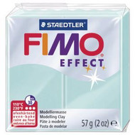 Steadtler FIMO Soft Effect Polymer Clay 57g Pastel Mint