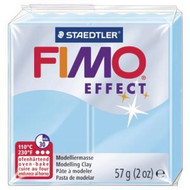 Steadtler FIMO Soft Effect Polymer Clay 57g Pastel Aqua