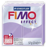 Steadtler FIMO Soft Effect Polymer Clay 57g Pastel Lilac
