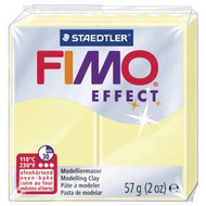 Steadtler FIMO Soft Effect Polymer Clay 57g Pastel Vanilla