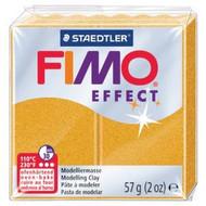 Steadtler FIMO Soft  Effect Polymer Clay 57g Metallic Gold
