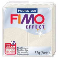Steadtler FIMO Soft  Effect Polymer Clay 57g Metallic Mother-Of-Pearl
