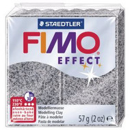 Steadtler FIMO Soft Effect Polymer Clay 57g Granite